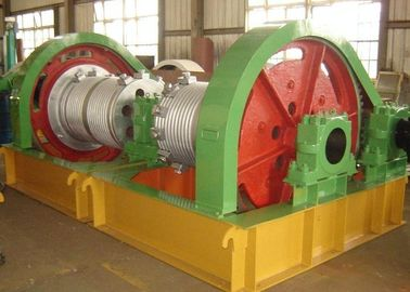 Good Quality Travelling Overhead Crane & Wire Rope Industrial Electric Winch , Electric Marine Winch Large Load Capacity on sale