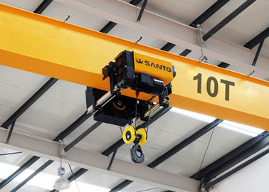 Good Quality Travelling Overhead Crane & Customized Monorail Double Speed / Frequency Conversion Drive 1-20t Euro Design Electric Monorail Hoist on sale
