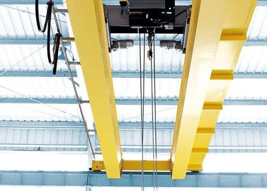 Good Quality Travelling Overhead Crane & Pendent / Remote Control Material Handling Equipment Double Girder Industrial Electric Hoist 2 ton 5 ton to 80 ton on sale