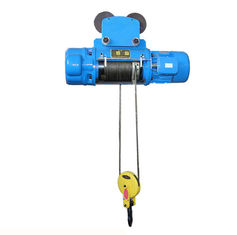 Quiet Operation Electric Cable Hoist Winch 20 Ton Single / Double Speed Customized
