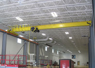 China FEM / DIN Standard Single Girder Overhead Travelling Crane With Monorail Electric Hoist factory