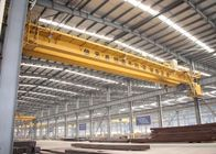 China Electric Double Girder Overhead Crane For Industrial Material Handling And Lifting factory