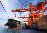 China Ship To Shore Port Container Crane , Portal Harbour Quayside Container Crane factory