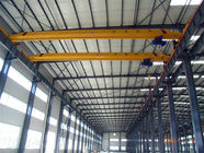 Single Girder Overhead Travelling Crane Customized For Low Headroom Space Workshop