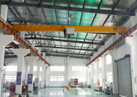 Electric Overhead Travelling Crane , 5T Single Girder Bridge Crane High Capacity
