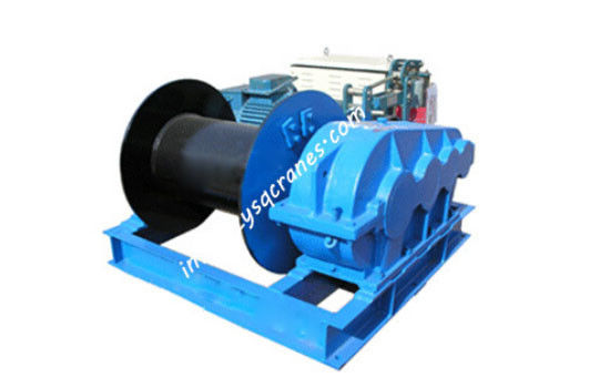 Fast Speed Industrial Electric Winch Lift Machanism For