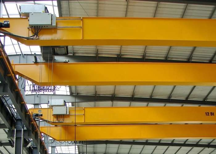 10 tons Custom Electric Traveling Overhead Cranes with Single Beam