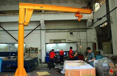 360 Degree Slewing Column Mounted Jib Crane 1 Ton / 2 Ton / 3 Ton / 5 Ton / 10 Ton