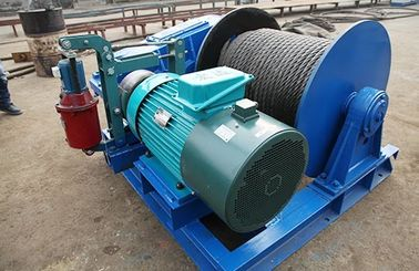 Wire Rope Industrial Electric Winch For Lifting Heavy Duty / Light Duty Available