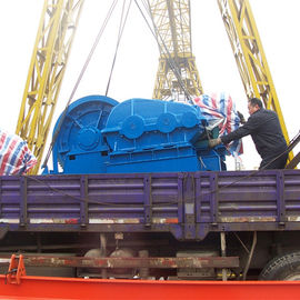 High Speed Electric Winch For Middle / Heavy Weight Materials Lifting JKJL JD Model