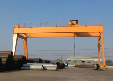 Construction Industry Double Girder Gantry Crane With 800 Ton Max. Lifting Load