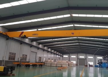 1 Ton To 20 Ton Single Girder Overhead Crane EOT Crane With CD Model Hoisting Mechanism