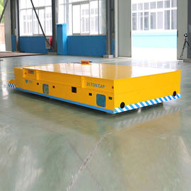 China Flexible Industrial Handling Material Transfer Trolley With Casters High Safety factory