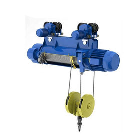 China Wireless Remote Electric Rope Hoist 1 - 10 Ton Stable Operation Easy Maintenance factory