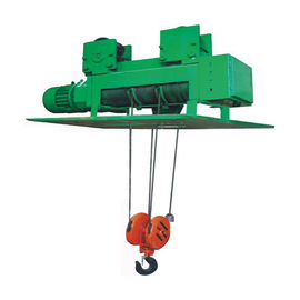 China 1-20 Ton Electric Wire Rope Hoist , Electric Lifting Hoist Large Lifting Capacity factory