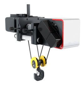 China Low Headroom Electric Lifting Hoist Low Clearance Height Convenient Maintenance factory