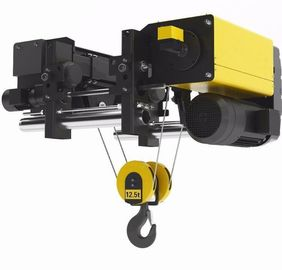 Fast Speed Low Headroom Hoist 5 Ton Electric Wire Rope Type Lifting Tools